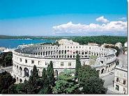 Pola, l'Arena simbolo della città