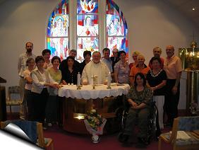 La Fraternità di Gorizia nel giugno 2009