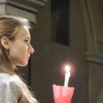 12/01/2014 - Gorizia, incontro di preghiera davanti al presepe (video)