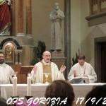 17/09/2014 - Gorizia, Messa nel ricordo dell' impressione delle Stimmate di San Francesco e agape fraterna