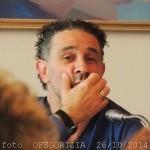 26/10/2014 - Udine, Scuola di fraternità con Ettore Valzania