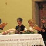 08/12/2014 - Gorizia, Professione Eliana, Livia e Silvia (foto)