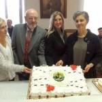 08/12/2014 - Gorizia, agape professione Eliana, Livia e Silvia