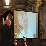 10/01/2016 - Gorizia, incontro di preghiera davanti al Presepe - Collegamento con Betlemme (articolo post incontro)