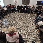 17/01/2016 - Trieste, Scuola di Fraternità con fra' Pietro Maranesi