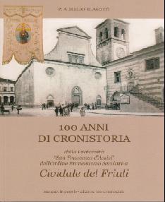 Libro centenario Cividale