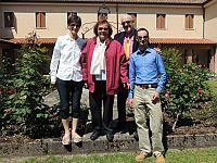 08/05/2016 – Gorizia, Professione di Valnea, Francesca e Luciano