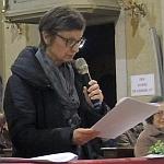 17/11/2018 - Cormòns, chiesa di San Leopoldo, Professione di Daniela nella Fraternità di Gorizia