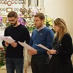 08/12/2018 - Gorizia, Professione di Luca (Frat. Gradisca) e di Salvatore e Alessandra (Frat. Gorizia)